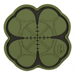 Патч Maxpedition Lucky Shot Clover Patch OD Green (MXCLOVC)